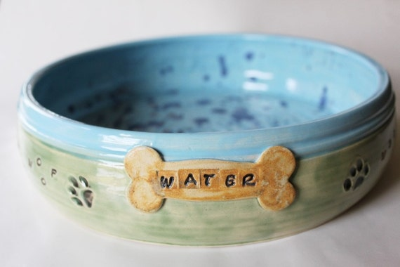 Extra Extra Large Dog Water Or Food Bowl Ready To By