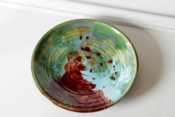 Decorative Bowl Great for Display or Perfect for Hostess Serving