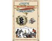 The Frantic Meerkat Book of Comics - Humor - Gift - Stocking Stuffer - Animal