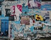 Street Art-Poster Seattle (Pop Art) Nr. 1