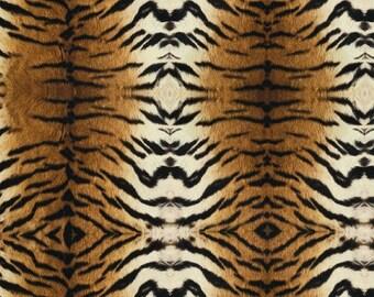 Whistler Studios, Return To The Wild, Tiger Skin Fabric - Half Yard (Last One)