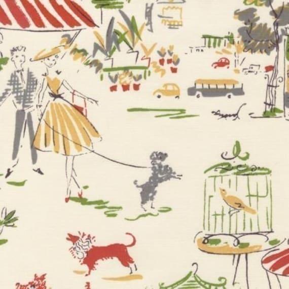 Paris Fabric By The Yard: Ooh La La Paris Fabric By The Yard