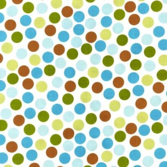 Ann Kelle Remix Dots Bermuda Fabric - By the Yard