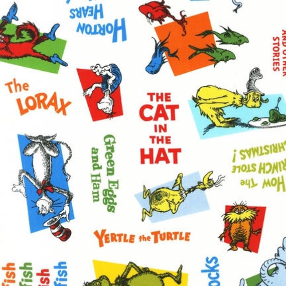 Dr. Suess - Green Eggs & Smack / Hop On Pop