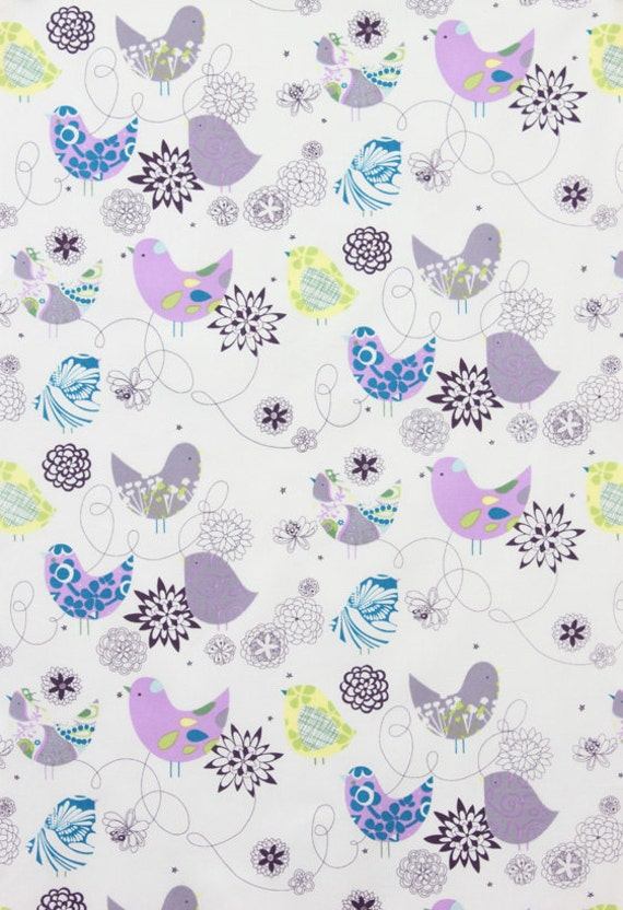 Alexander Henry Starling Blue Fabric - By the Yard