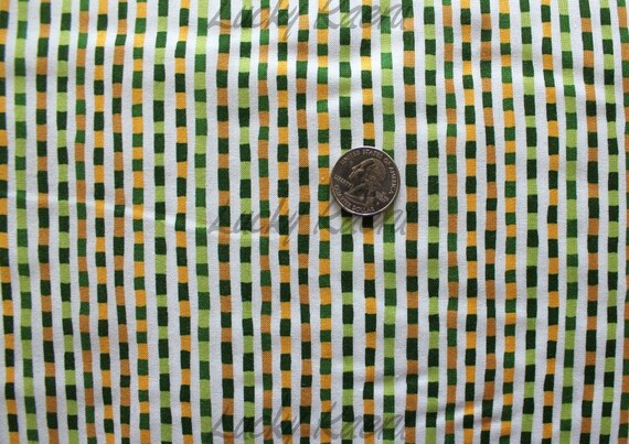 SALE/CLEARANCE Carol Eldridge, Good Seasons Spring Stripe Fabric - By the Yard