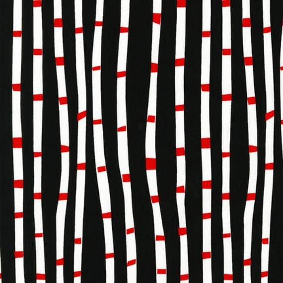 Robin Zingone, Stockholm, Stripes in Lipstick Fabric - By the Yard