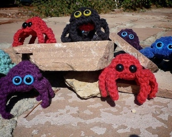 PATTERN mini spider--Crochet .pdf