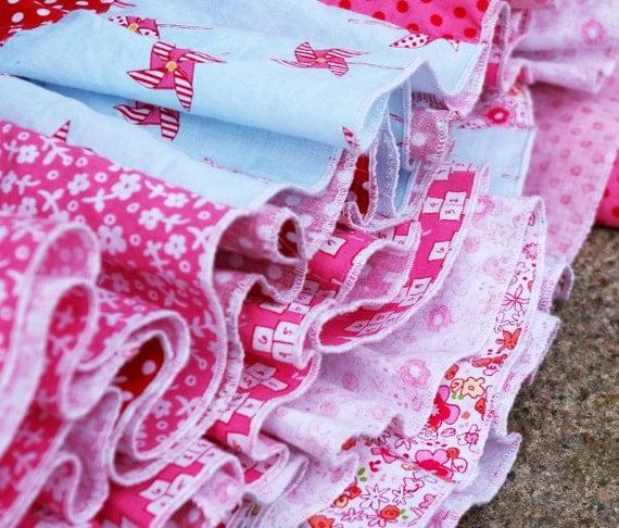 You Choose Custom Skirt : Deposit for a Custom Slot (Any Style, sizes 2T to 10)