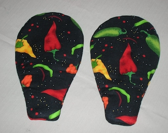 Potholders Magnetic  Chili Peppers