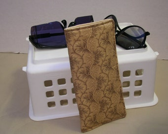 Eyeglass Case Soft Fabric