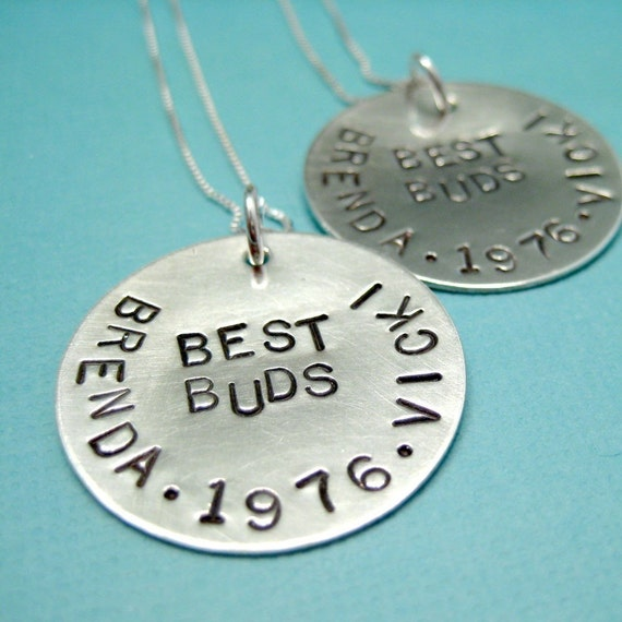 mega best buds necklace set of 2