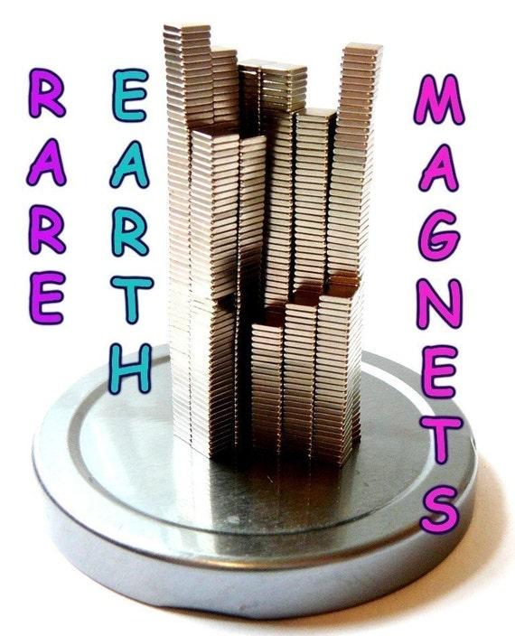 50 Neodymium Rare Earth Magnets