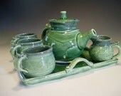 8 piece Porcelain Tea Set