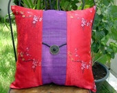Chinoisery cushion cover