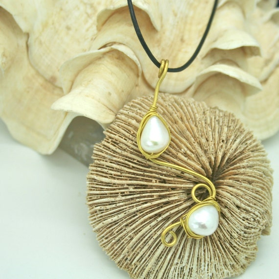 Golden dream  necklace