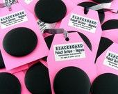 6 Six Blackboard Chalkboard... 2.25inch Pinback Buttons