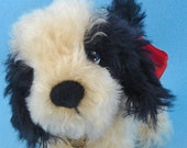 Shelby Artist Made Mohair Dog Puppy Spaniel