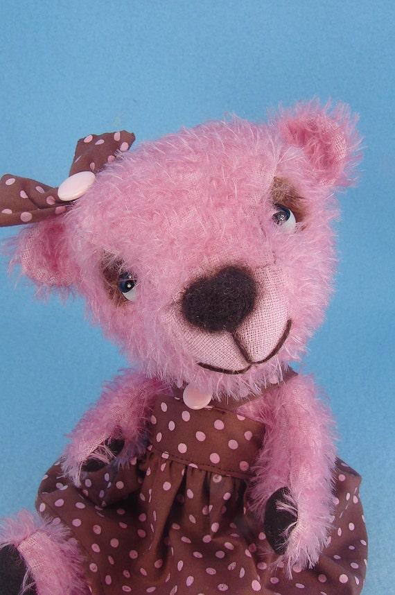 SALE Dodi Artist Made Mohair Teddy Bear