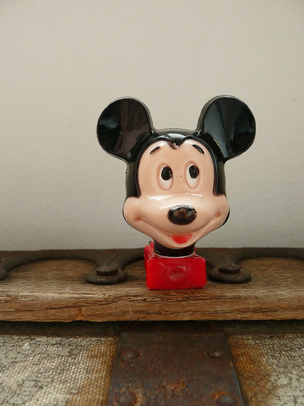 Vintage Mickey Mouse Night Light Works By Curiositycabinet