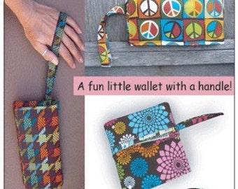Sewing Pattern Strappy Wallet PDF