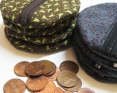 new .. the ultimate change purse .. two choices