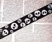 Rollin' Skulls, Artful Marker Bookmark