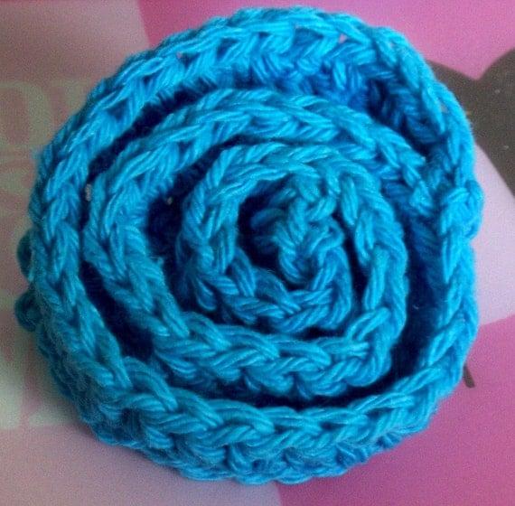 Crochet Patterns Only Spiral Scrubbie : Spiral Dish Tawashi Scrubbie Pattern PDF by ShopRebelTrends