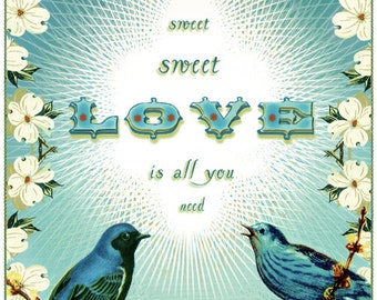 sweet sweet love is all you need - skirt magazine - small print 8.5 x 11