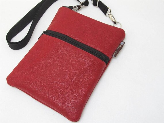 Kindle 4 Case / Kindle Fire Cover / Kindle Touch Bag / Nook Bag / Padded eReader Case / TRAVEL BAG fit WITH Cover Roses Fabric
