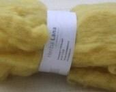 Yellow Handdyed merino (reseda)