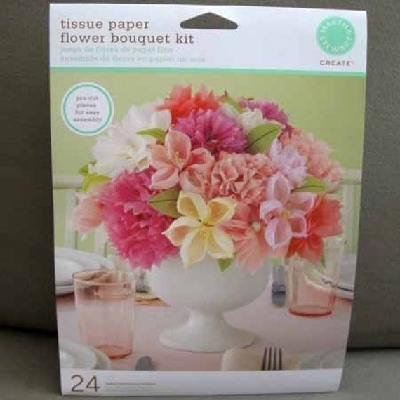 tissue paper flowers martha stewart Crepe-paper flowers capture the essence of flowers without all the botanical details their whimsy makes them not only a pleasure to behold, but also an enjoyable project to undertake they.