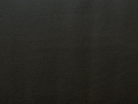 Japanese Fabric Kokka Solid Oxford Japanese Fabric Fat Quarter - brown