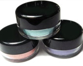 Mineral Eye Shadow - Build a Trio Special. Pick Your Colors Full Size Jar Reg. Price 11.99... Going Out of Business SALE.