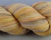 De Stashing...Desert Sandstone...Merino Wool Laceweight Yarn...ON SALE