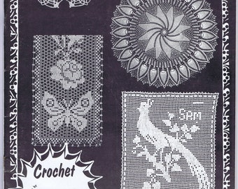 Crochet Designs by Elizabeth Hiddleson book, volume 46