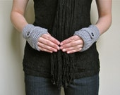 buttoned gloves // CREATE your own