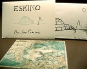ESKIMO - Mini Comic and Poster