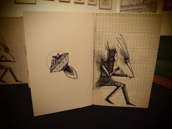 Your Dead Friend Sketchbook