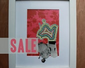 SALE: Wanda Lee - Original Hand-cut Paper Art