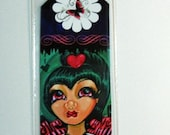 This Heart Handmade Gothic Beaded Bookmark by Christina Lynn Myers