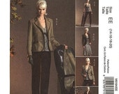 McCalls Pattern 5194 Separates, Jacket, Pants, Tank, Dress, Sizes 6, 8, 10, 12 UNCUT