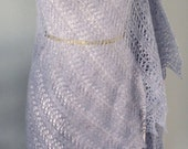 Dazzle Shawl - pattern by e-mail