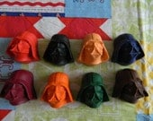 Special Listing for Texaschristyr Star Wars Darth Vader Crayons Recycled/Upcycled