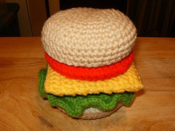 Hamburger Coaster Set