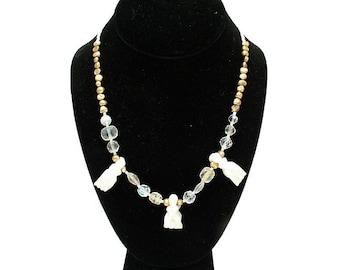 Fertility Necklace, Peruvian Amulets