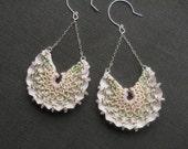SALE - briar earrings