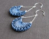 SALE - dusk earrings