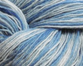 Hand Dyed SOCK YARN, color, Seamstress for the Band