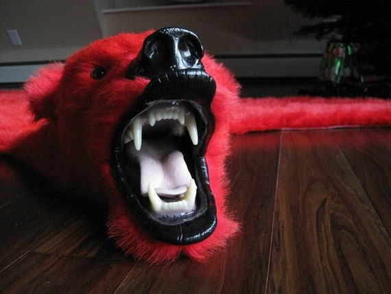 like this item - Bearskin Rug